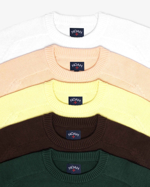 Noah - Cotton Crewneck Sweater - Image - 17