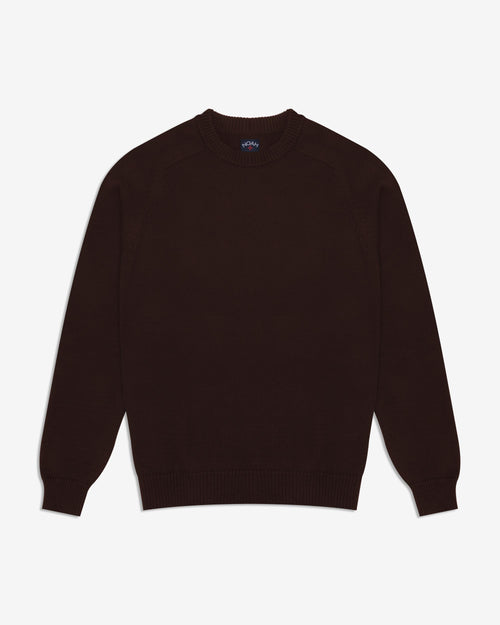 Noah - Cotton Crewneck Sweater - Image - 1