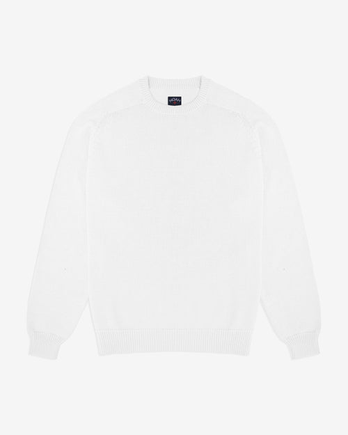 Noah - Cotton Crewneck Sweater - Image - 9