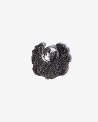 Noah - Skull Wreath Enamel Pin - 2