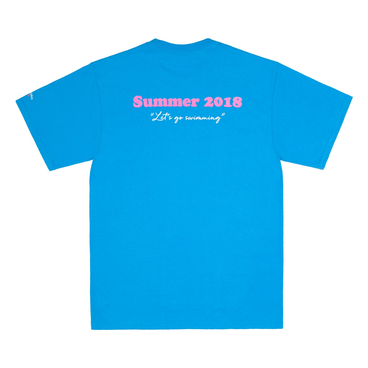 Let's Go Swimming Tee