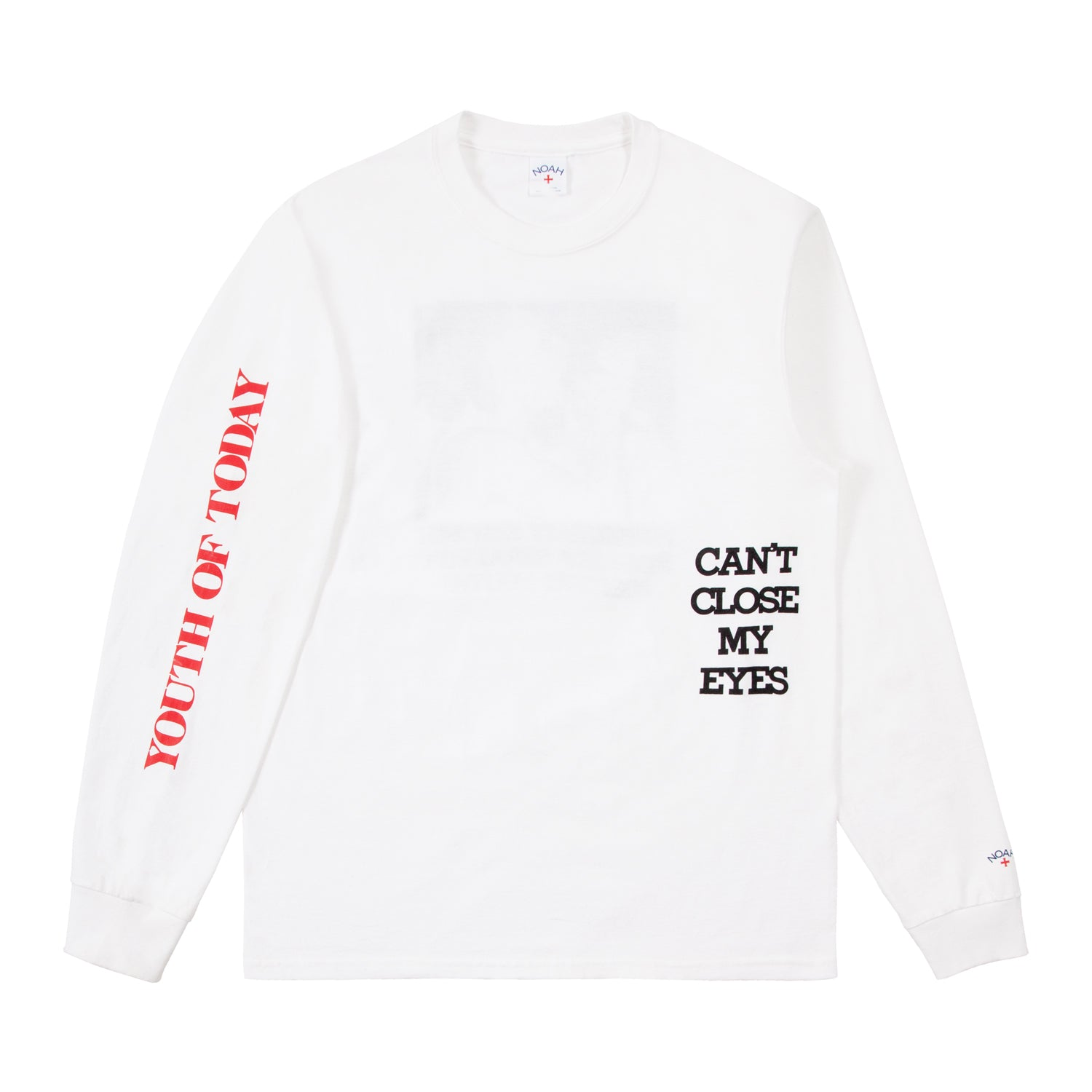 Can't Close My Eyes Long Sleeve Tee