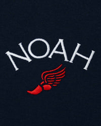 Noah - Embroidered Winged Foot Logo Tee - 6