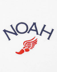 Noah - Embroidered Winged Foot Logo Tee - 8