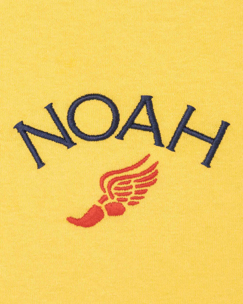 Noah - Embroidered Winged Foot Logo Tee - Image - 10