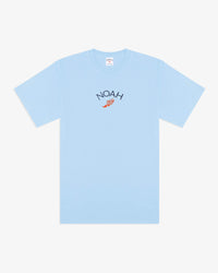 Noah - Embroidered Winged Foot Logo Tee - 3