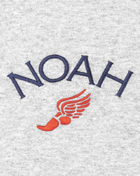 Noah - Embroidered Winged Foot Logo Tee - 2