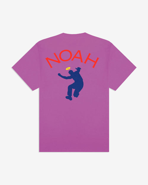 Noah - Noah x Union Big Logo Lock-up Tee - Image - 6