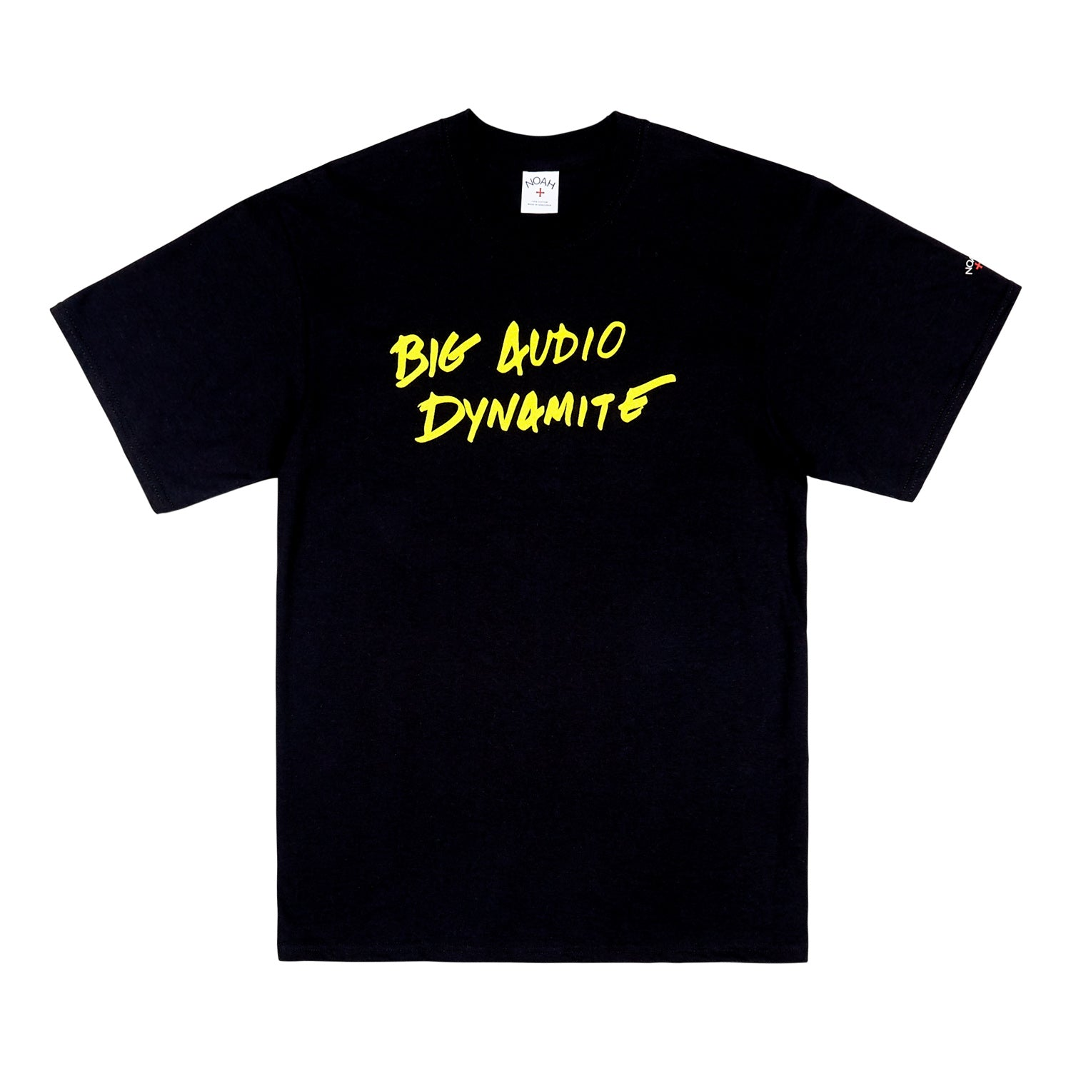 This is B.A.D Tee