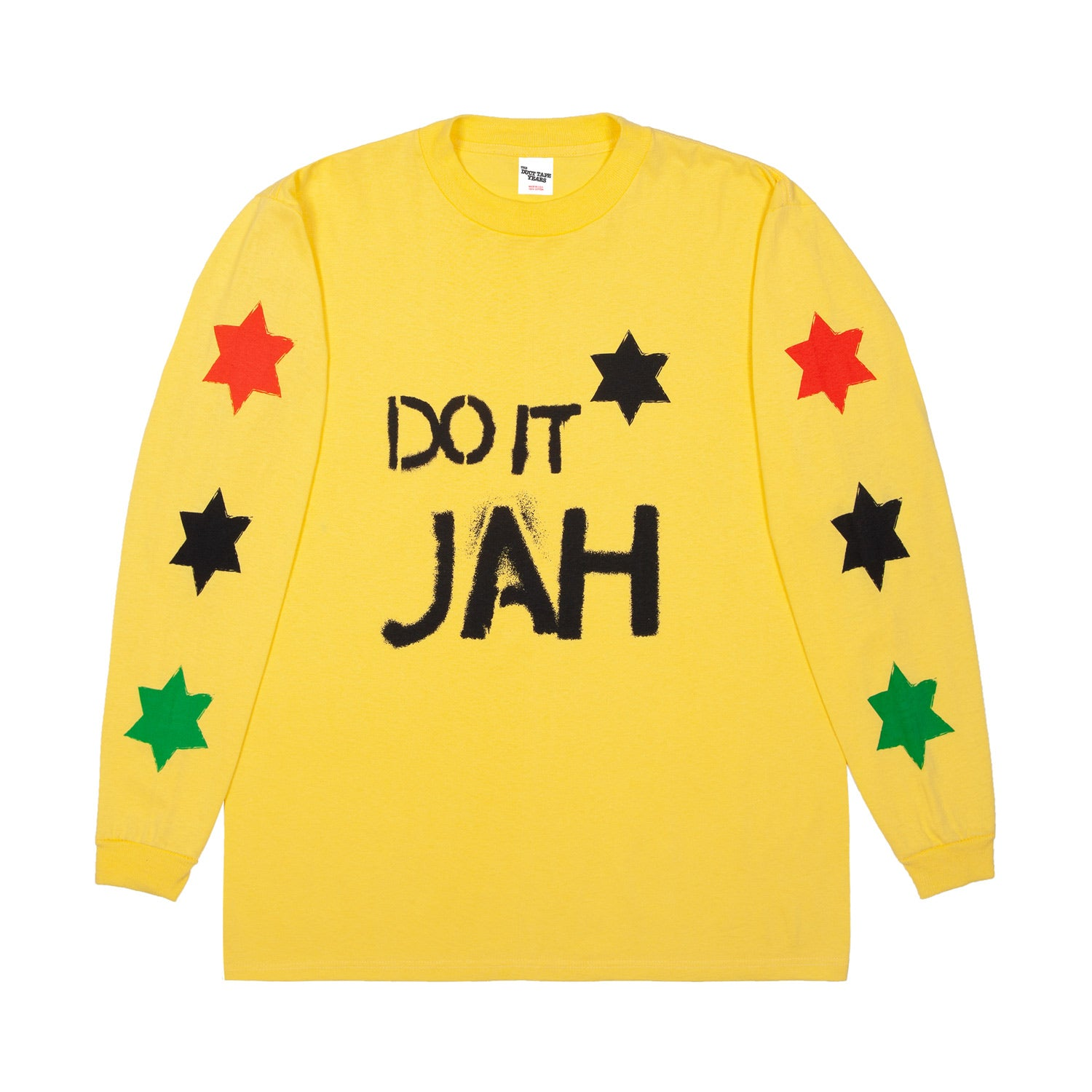 Do It Jah L/S T-Shirt