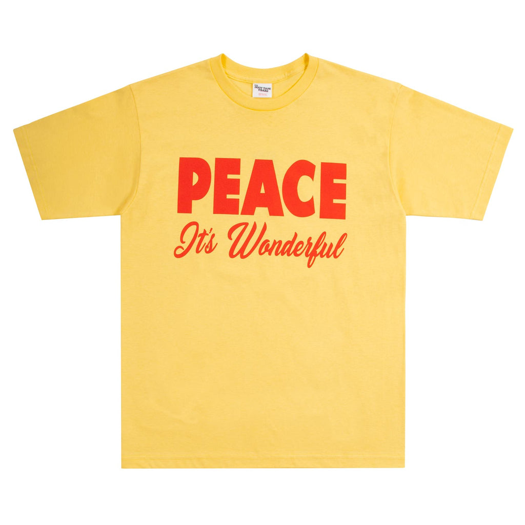Peace It's a Wonderful Thing T-Shirt