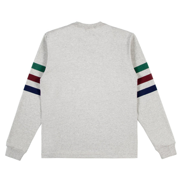Triple Stripe Long Sleeve