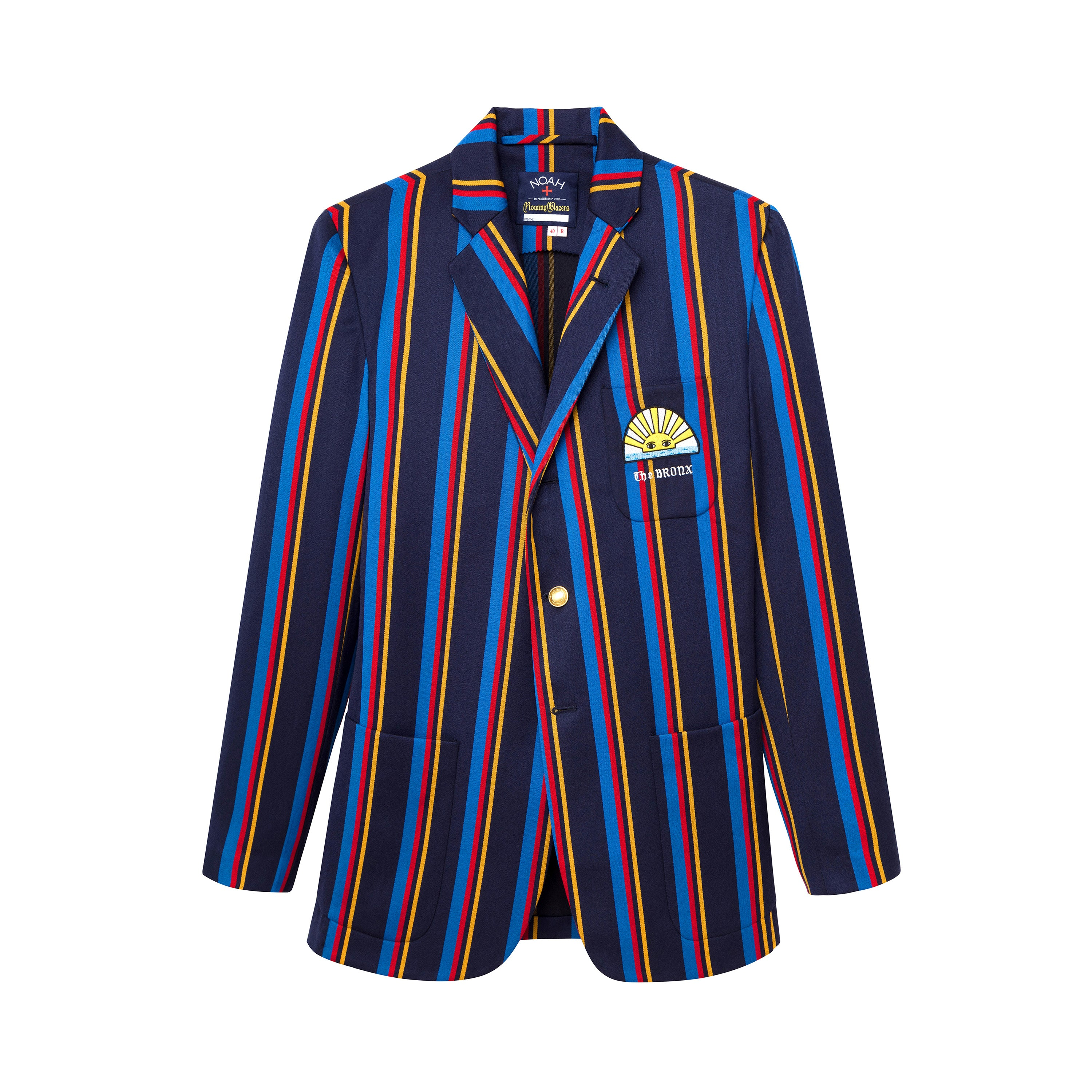 Borough Stripe Sport Jacket