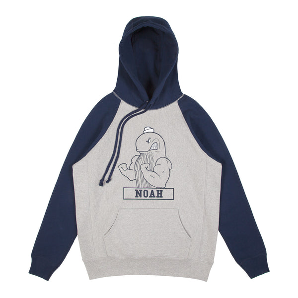 Fighting Whale Hoodie