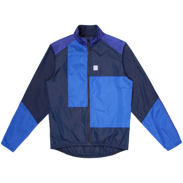 Patchwork Track Jacket