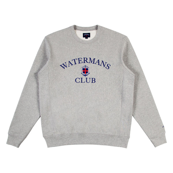 Watermans Club Crewneck
