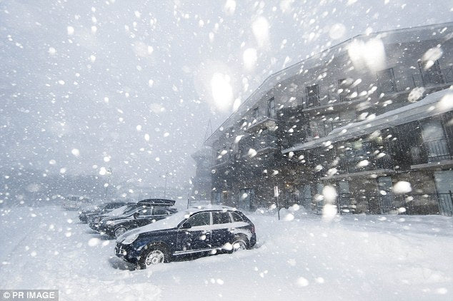 Australia is in for its coldest winter ON RECORD!