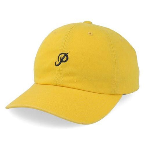 PRIMITIVE MINI CLASSIC CAP - YELLOW