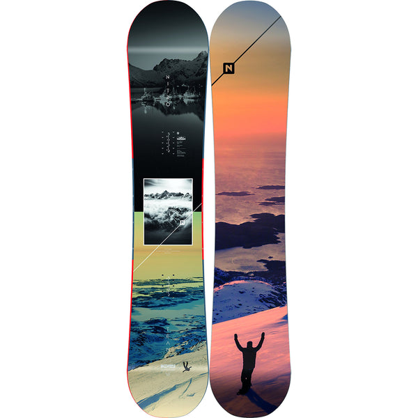 NITRO TEAM EXPOSURE GULLWING 2020 SNOWBOARD