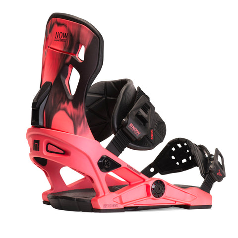 NOW CONDA 2020 WOMENS BINDINGS CORAL