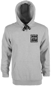 RAD - THE THROWBACK HOODIE 2019 - GREY