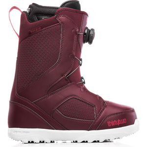 THIRTYTWO STW BOA 2019 WOMENS BOOTS BURGUNDY