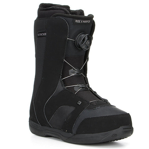 RIDE HARPER WOMENS BOOTS BLACK