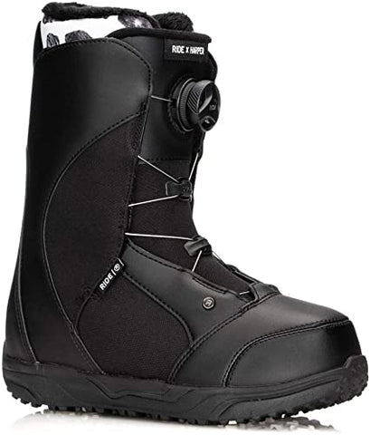 RIDE HARPER BOA 2020 WOMENS BOOTS BLACK