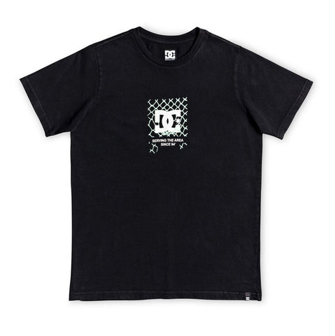 DC CHOP SHOP YOUTH TEE - BLACK
