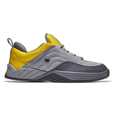 DC SLIM WILLIAMS - GREY/YELLOW
