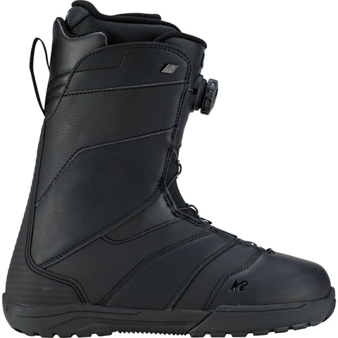 K2 RAIDER 2018 BOOT BLACK