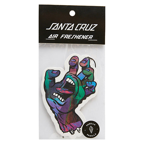 SANTA CRUZ GLITCH FILL HAND AIR FRESHENER