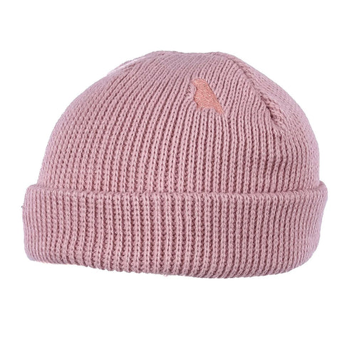 YUKI THREADS AIR BIRD BEANIE DUSTY PINK
