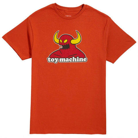 TOY MACHINE MONSTER TEE - AUSTIN