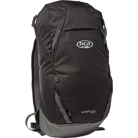 BCA STASH PACK 20L BLACK