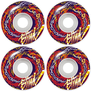 BLIND - DAMN TRIP OUT WHEELS - 51MM