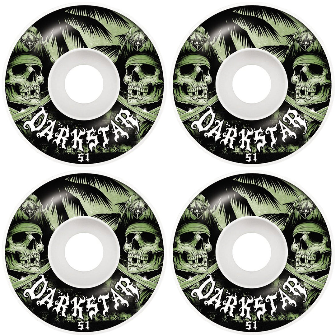 DARKSTAR - HELM WHEEL - 51MM