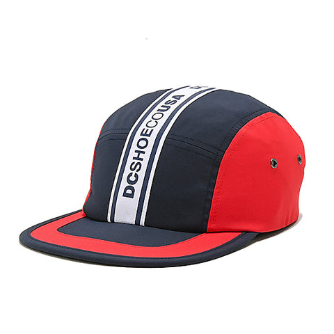 DC OVERDRAFT CAP - NAVY/RED/WHITE