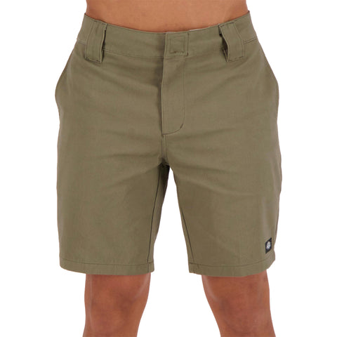 DICKIES C182 GD 9 INCH REGULAR SHORT SAGE