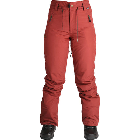 RIDE - DISCOVERY 2019 - WOMENS PANTS - 2019 - MAHOGANY