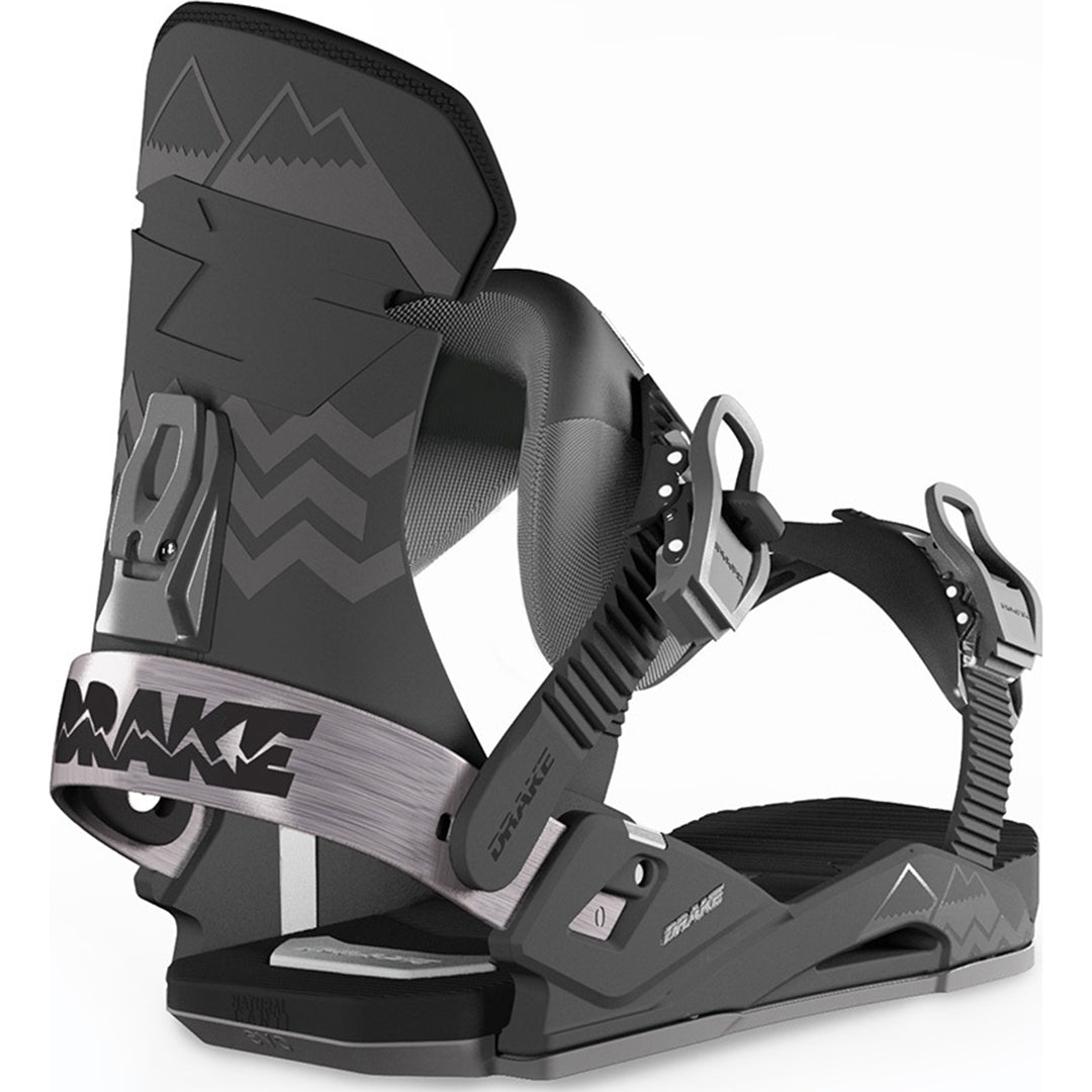 DRAKE RELOAD BINDING BLACK