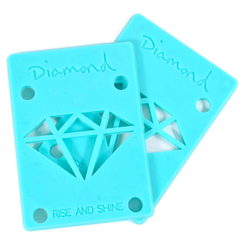 DIAMOND RISE & SHINE RISER PADS - DIAMOND BLUE
