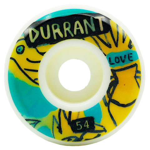 PICTURE - MARTY BAPTIST x DENNIS DURRANT WHEELS 54MM