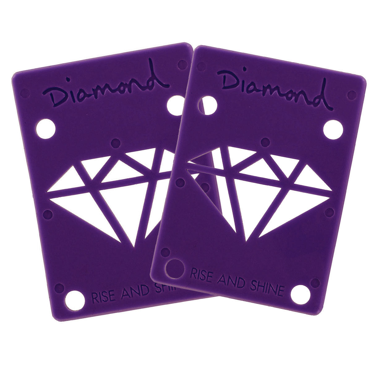"DIAMOND RISER PADS 1/8"" PURPLE"