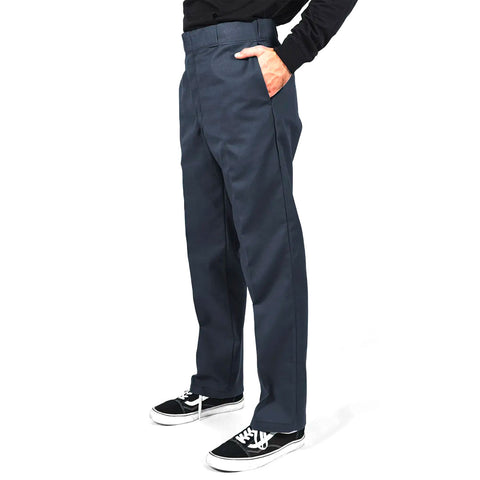 DICKIES - ORIGINAL 874 PANTS - DARK NAVY