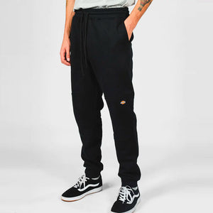 DICKIES H.S. CLASSIC DOUBLE KNEE TRACK PANTS BLACK