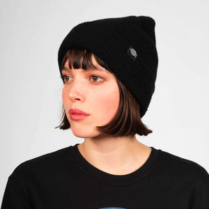 DICKIES SEATTLE FISHERMAN BEANIE BLACK