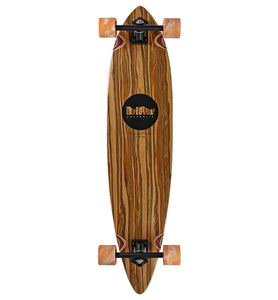 "DRIFTER PINTAIL 40"" LONBOARD - CLASSIC TIMBER"
