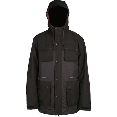 RIDE - EASTMONT INSULATED - MENS JACKET - BLACK