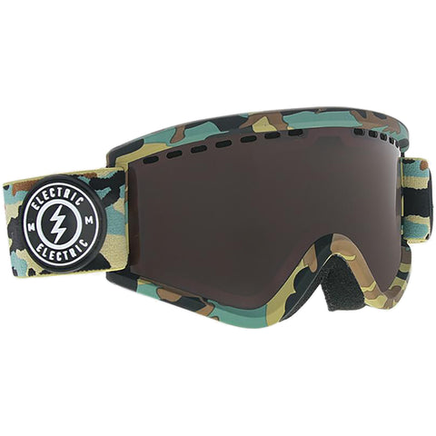 ELECTRIC - EGV.K - YOUTH GOGGLES 2019 - CAMO / BROSE